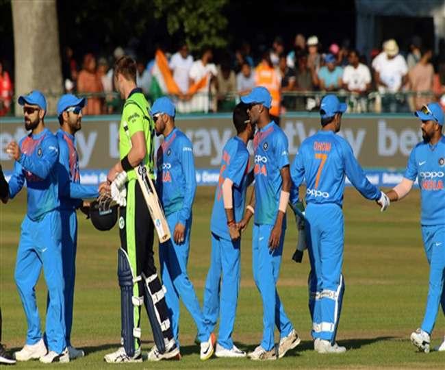 भारतीय टीम ने दुसरे टी-20 में आयरलैंड को दी 143 रन के बड़े अंतर से मात 4