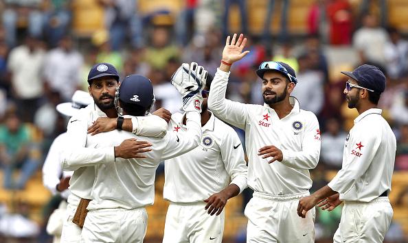 AUSvsIND : बीसीसीआई ने पहले टेस्ट के लिए अपने अधिकारिक ट्विटर अकाउंट से 12 सदस्यी टीम का किया ऐलान 4