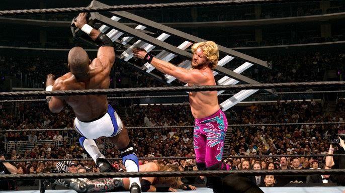 'मनी इन द बैंक' लैडर मैच में काफी निपुण थे ये 5 रेस्लर, अब WWE को खलेगी इनकी कमी 9