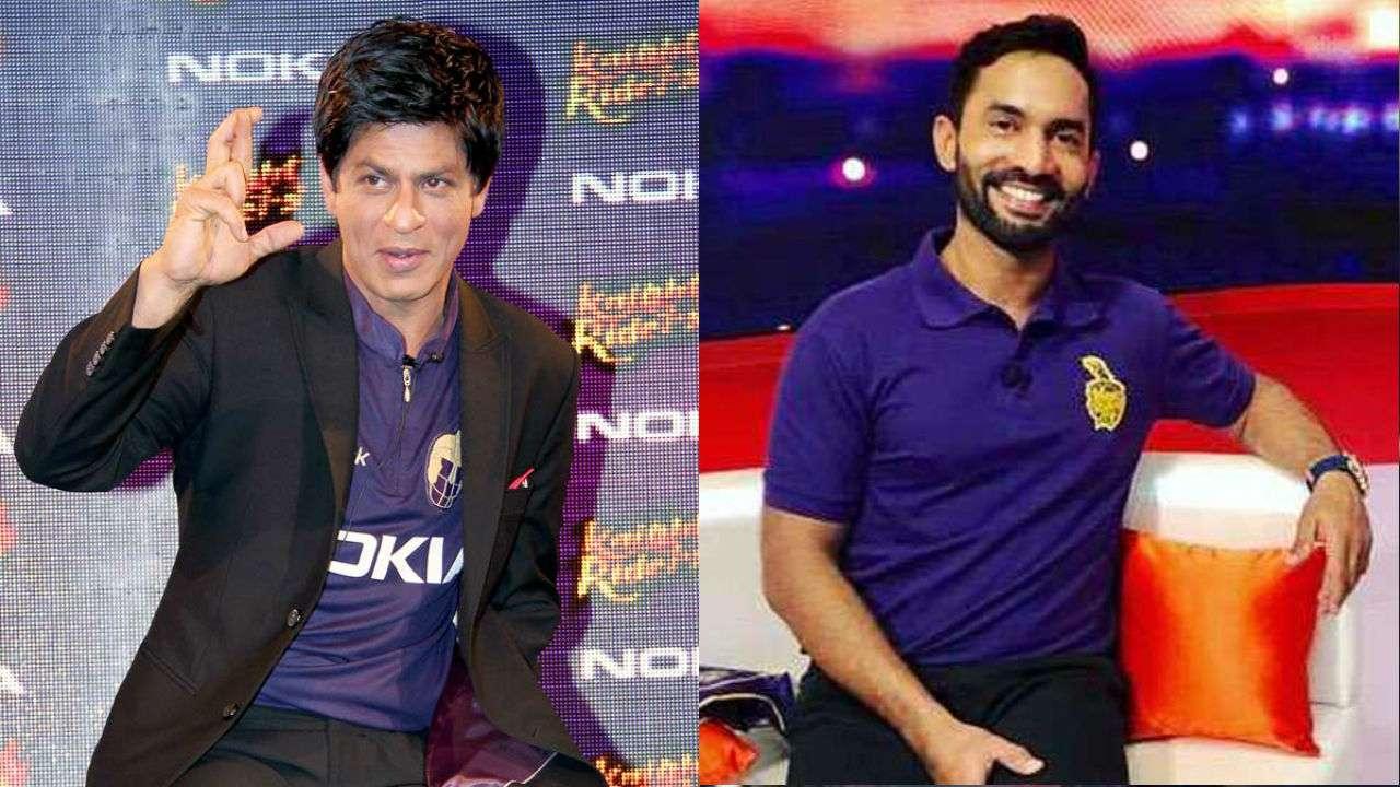 कोलकाता नाईट राइडर्स के मालिक और बॉलीवुड अभिनेता शाहरुख़ खान को आ रही है आईपीएल की याद 4