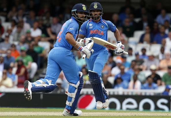 शिखर धवन ने कहा रोहित शर्मा नहीं बल्कि इस खिलाड़ी के साथ बल्लेबाजी करने में आता है सबसे ज्यादा मजा 4