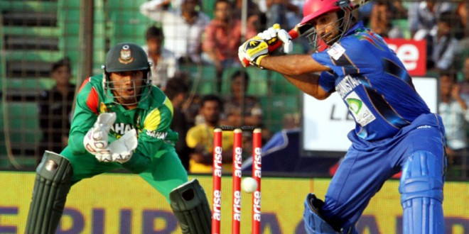 वीडियो : अफगानिस्तान के गेंदबाज ने बांग्लादेश के खिलाफ डाली ऐसी गेंद डाली कि दो हिस्सों में टूट गया स्टंप, वीडियो वायरल 2