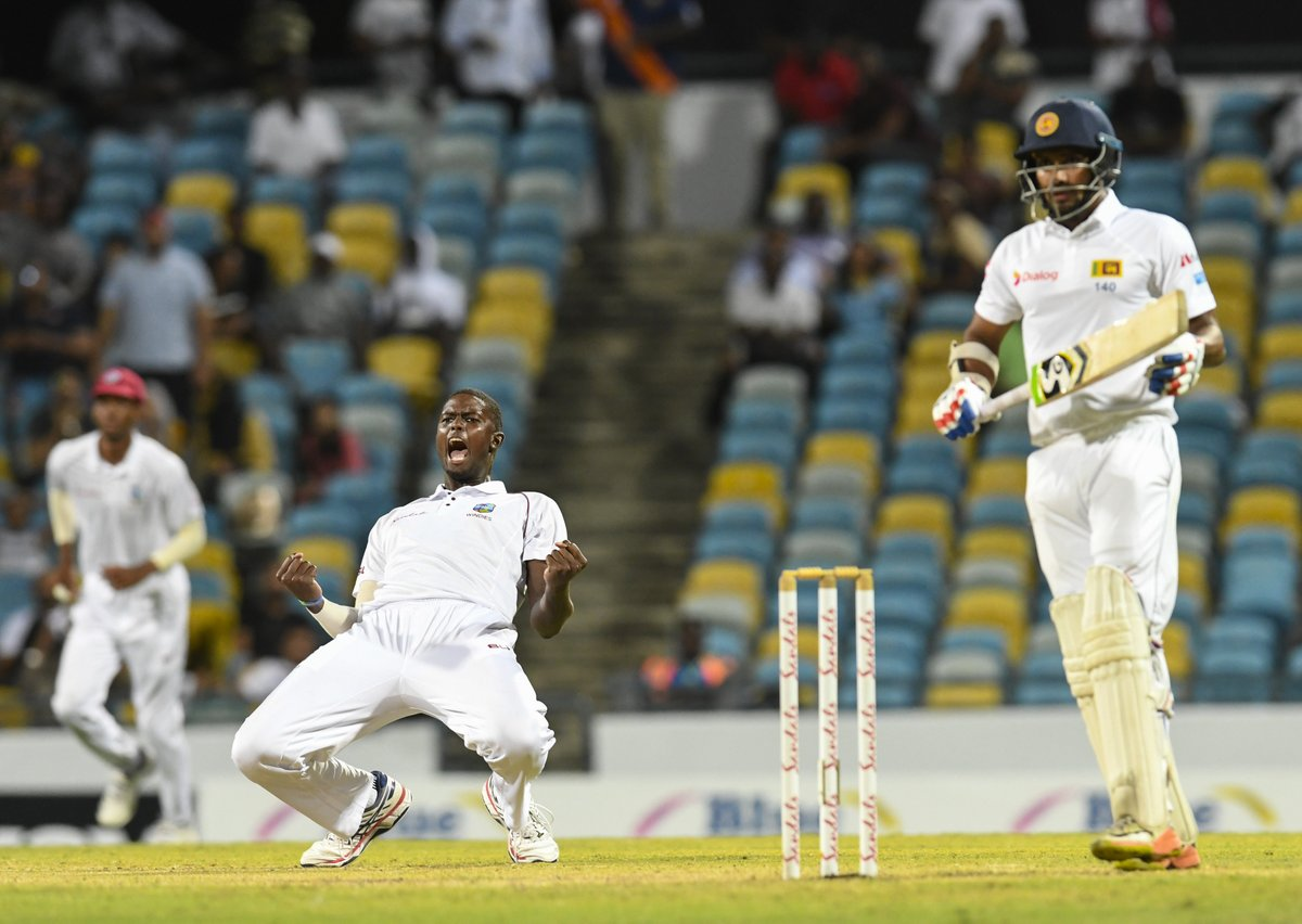 RECORDS: 14 साल बाद वेस्टइंडीज टीम ने बनाया टेस्ट क्रिकेट में एक और शर्मनाक रिकॉर्ड 21