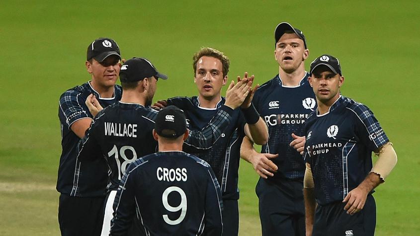 स्कॉटलैंड ने पाकिस्तान के खिलाफ दो टी-20 मैचों के लिए किया अपनी टीम का ऐलान 1