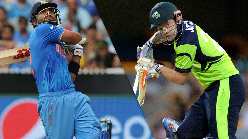 हेड टू हेड- भारत और आयरलैंड के बीच खेला गया है अब तक केवल एक टी-20 मैच, जाने कैसा रहा दोनों का प्रदर्शन 1