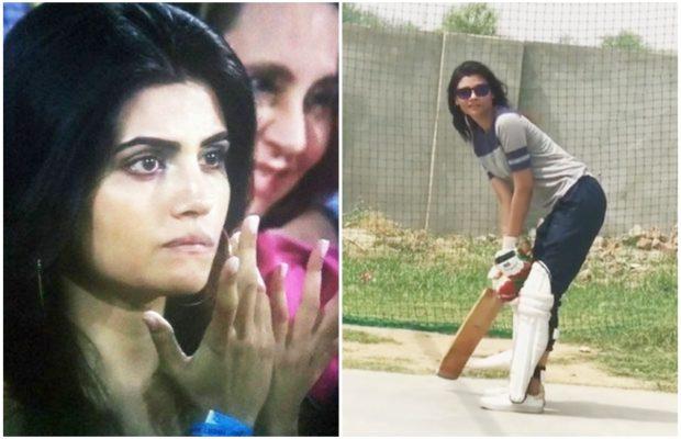 वीडियो : सोशल मीडिया पर वायरल हुई क्रिकेटर की बहन मालती चाहर की कड़कती धुप में बल्लेबाजी प्रैक्टिस की वीडियो 1