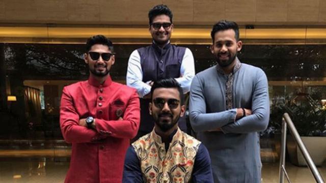 कर्नाटक के सलामी बल्लेबाज मयंक अग्रवाल की शादी को लेकर केएल राहुल ने कही दिल छू लाने वाली बात जो बन है एक दोस्ती की मिसाल 3