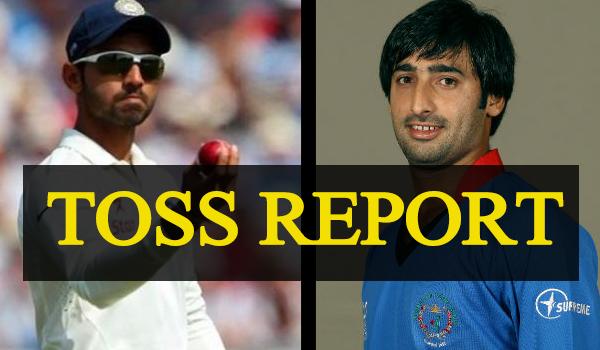 INDvsAFG: ऐतिहासिक टेस्ट: भारत ने टॉस जीता पहले बल्लेबाजी का फैसला, 8 साल बाद हुई इस दिग्गज की वापसी 1