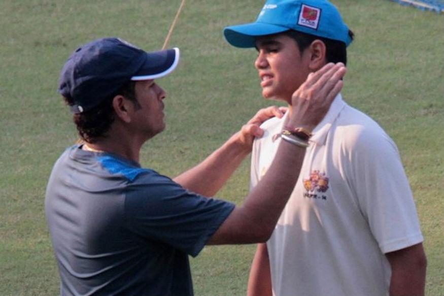 सचिन-अर्जुन तेंदुलकर से पहले इन भारतीय पिता-पुत्र की जोड़ी खेल चुकी है भारत के लिए क्रिकेट, लेकिन सिर्फ 2 ही रहे सफल 1
