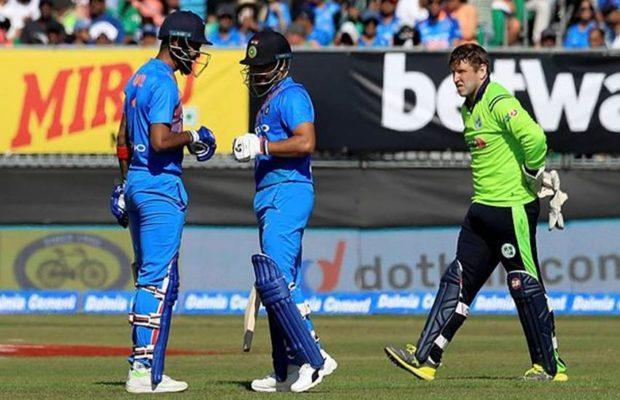 आयरलैंड के सामने 213 रन बनाते ही भारत ने खत्म की ऑस्ट्रेलिया की बादशाहत 1