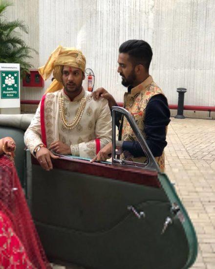 कर्नाटक के सलामी बल्लेबाज मयंक अग्रवाल की शादी को लेकर केएल राहुल ने कही दिल छू लाने वाली बात जो बन है एक दोस्ती की मिसाल 1