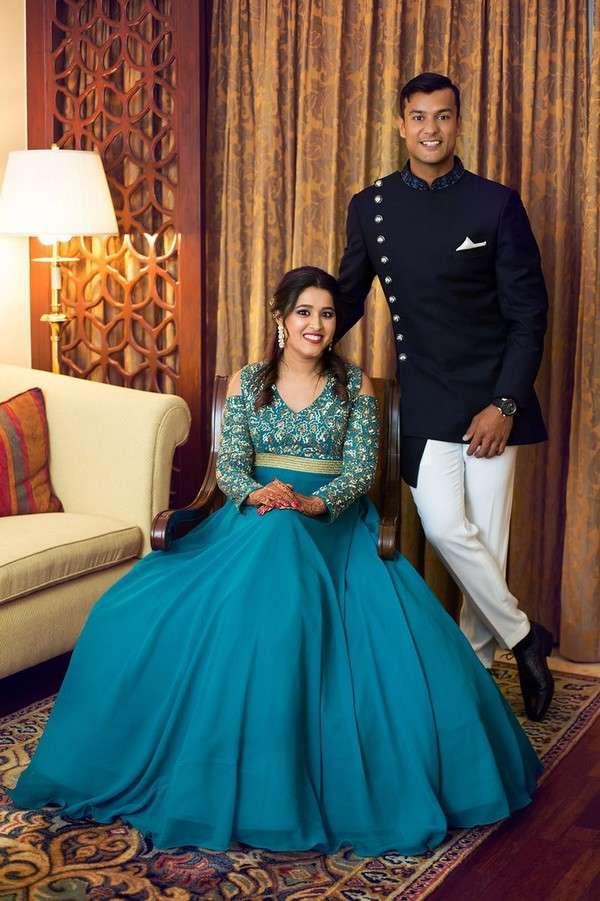 किंग्स XI पंजाब के इस बल्लेबाज़ ने की शादी, सोशल मीडिया पर शेयर की फोटो 6