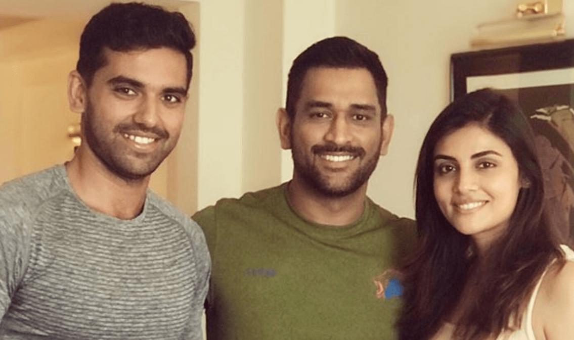 वीडियोः दीपक चाहर ने अपनी बहन मालती चाहर को बल्लेबाजी करते देख बनाया मजाक तो मालती ने दिया ये शानदार जवाब 8