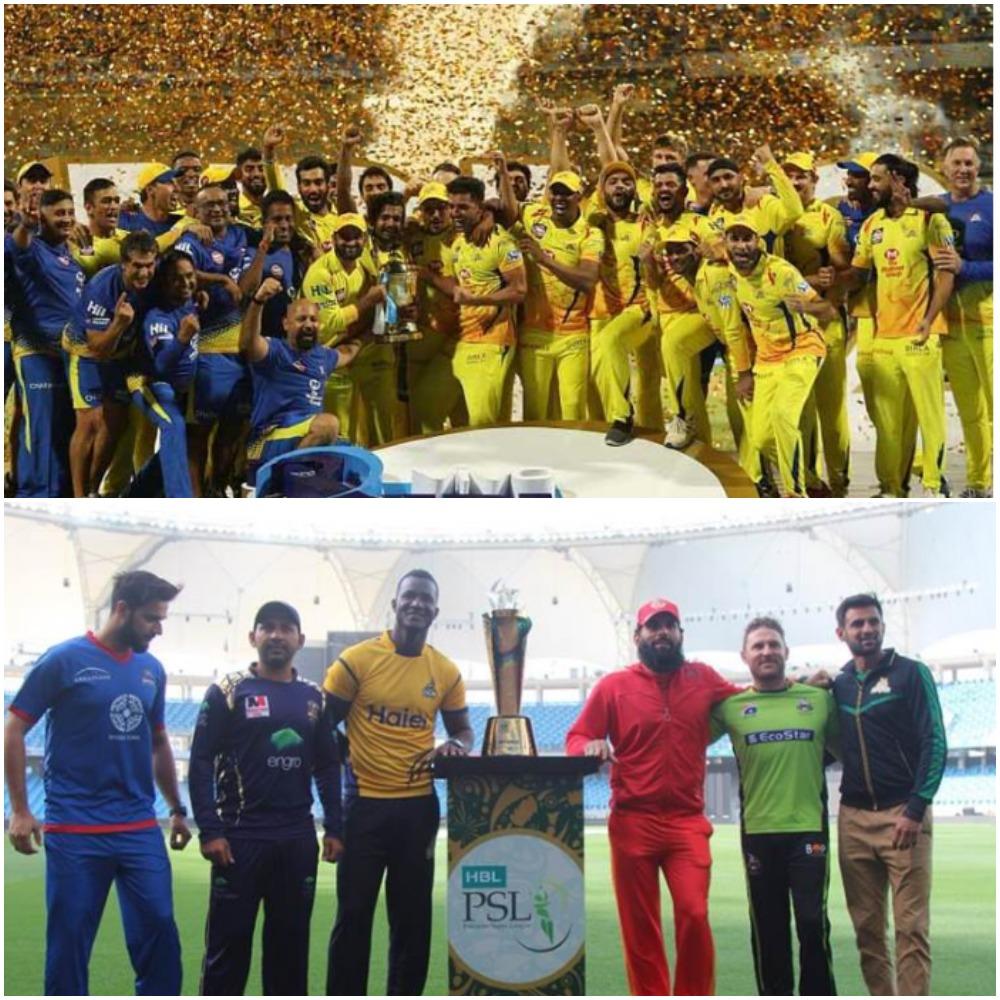पाकिस्तान सुपर लीग खिलाड़ियों को मिलाकर बनाई गई ये टीम, चेन्नई सुपर किंग्स को दे सकती है आसानी से मात 1