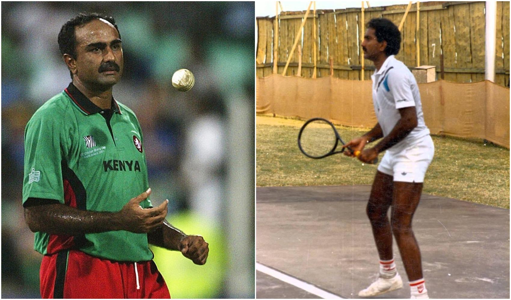 यह दिग्गज खिलाड़ी क्रिकेट और टेनिस दोनों खेल चुका है अपने राष्ट्रीय टीमों के लिए