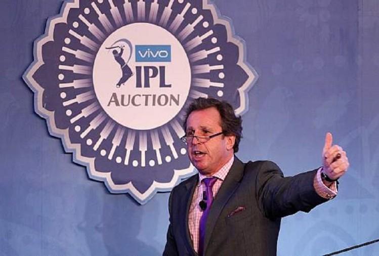 बीसीसीआई पर भड़के आईपीएल की 11 सालो से नीलामी कर रहे रिचर्ड मेडले, नये नीलामीकर्ता के नाम का किया खुलासा 2