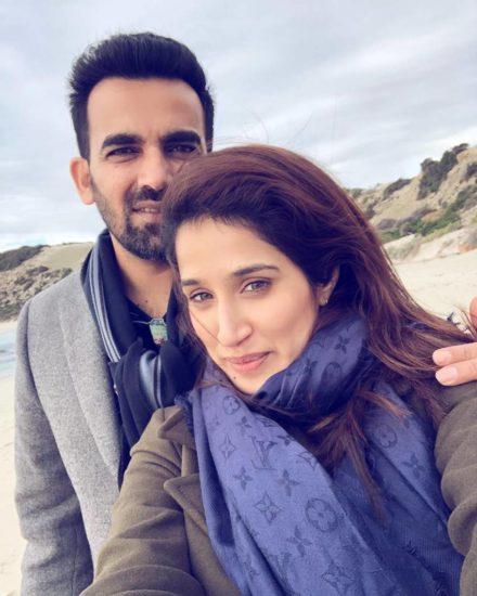 PHOTOS- जहीर खान और सागरिका घाटगे इस देश में मना रहे हैं छुट्टियां, शेयर की कई रोमांटिक तस्वीरे 10