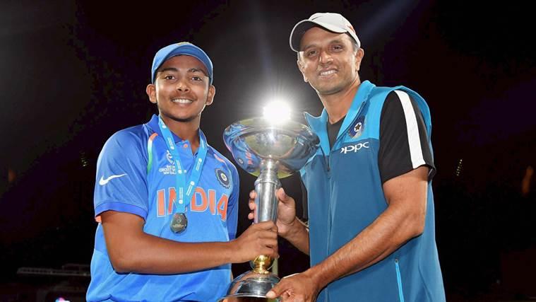 इंग्लैंड में शानदार बल्लेबाजी करने वाले पृथ्वी शॉ ने इस दिग्गज भारतीय को दिया अपनी सफलता का पूरा श्रेय 2