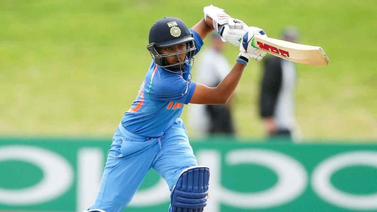 इंग्लैंड में शानदार बल्लेबाजी करने वाले पृथ्वी शॉ ने इस दिग्गज भारतीय को दिया अपनी सफलता का पूरा श्रेय