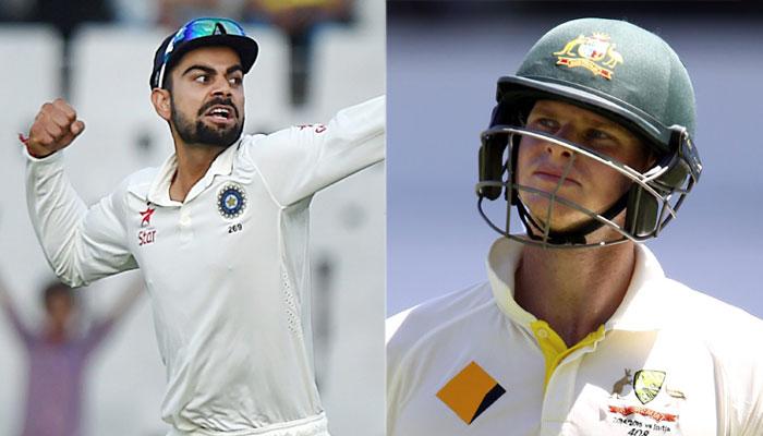 RECORD- विराट रिकॉर्ड के सामने स्मिथ नहीं रहे महान बल्लेबाज, इस मामले में छोड़ा पीछे 13