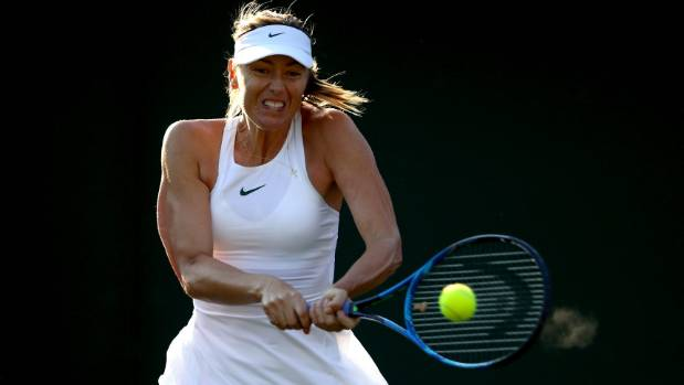 Wimbledon: Quitova and Sharapova out in the first round