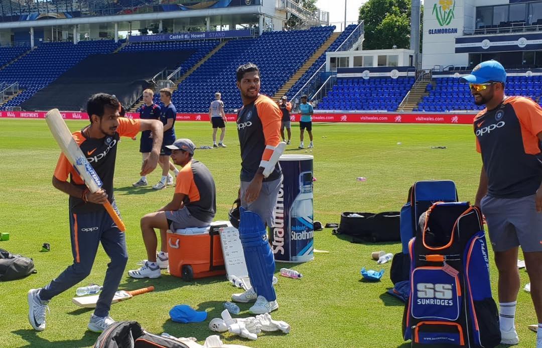 .....तो अब चहल दे रहे है टी-20 स्पेशलिस्ट सुरेश रैना को बल्लेबाजी टिप्स 10