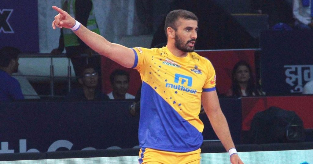 Iran and Pak challenge for India in Asian Games: Ajay Thakur