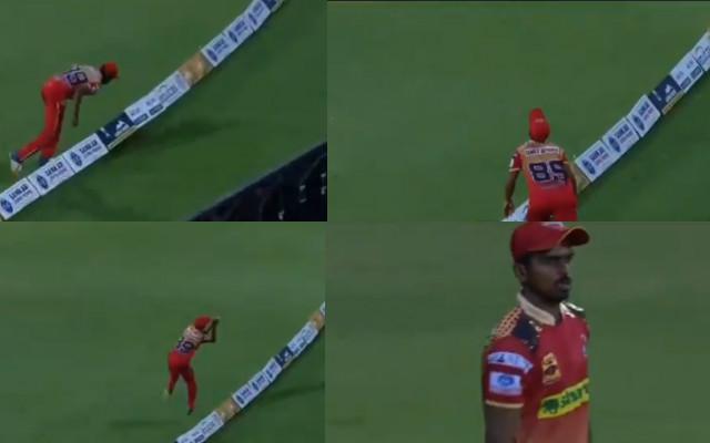 वीडियो- तमिलनाडू प्रीमियर लीग में मुरूगन अश्विन ने लिया बेहतरीन कैच, देखकर नहीं होगा यकिन