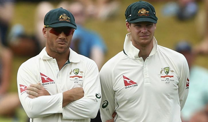 BREAKING NEWS- स्मिथ-वार्नर के प्रतिबंध को लेकर क्रिकेट ऑस्ट्रेलिया दिखा सकता है नरमी, टीम में जल्द हो रही है वापसी 36