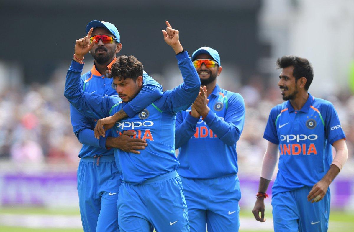 मैन ऑफ़ द मैच लेते हुए कुलदीप ने दी अश्विन को सीधी चुनौती, टेस्ट टीम में बनानी है जगह