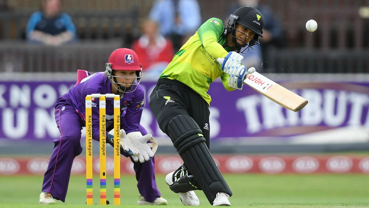 STATS: स्मृति मंधाना ने लगाया सबसे तेज अर्द्धशतक, ऐसा करने वाली दुनिया की पहली महिला क्रिकेटर 7