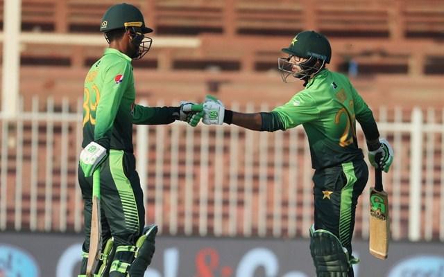 PAK vs ZIM: पाकिस्तान के बल्लेबाजों ने बनाया विश्व रिकॉर्ड, अभी तक किसी भी टीम ने नहीं किया था ऐसा कारनामा 1