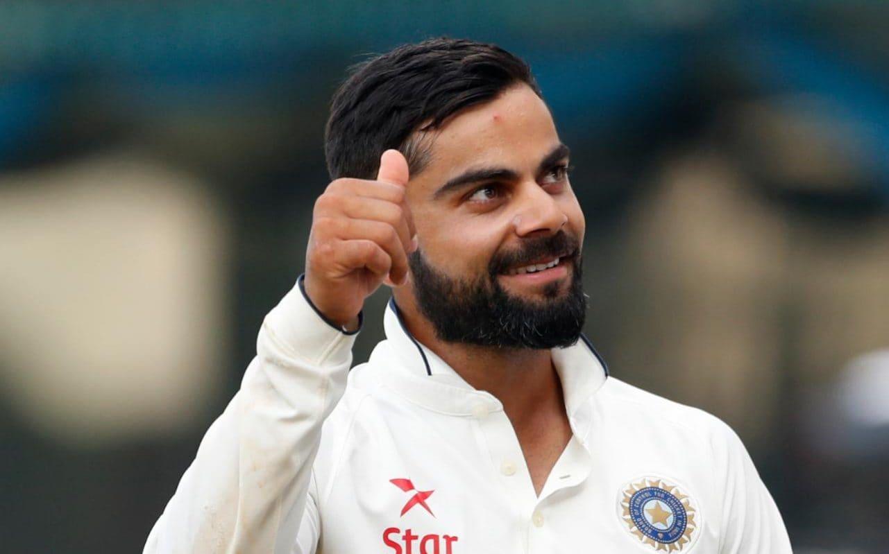 इंग्लैंड की बर्मी आर्मी ने विराट कोहली को चुना साल का सर्वश्रेष्ठ क्रिकेटर, भावुक भारतीय कप्तान ने कही ये बात