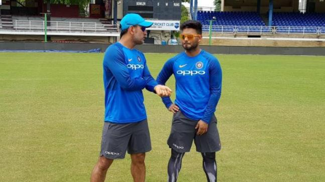 From the IPL contract to advice in wicketkeeping, Dhoni has taught the tricks to Pant