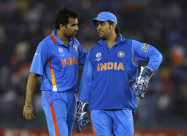 ज़हीर खान ने बताया 2011 विश्व कप में उनके और टीम इंडिया के जीत का रहस्य