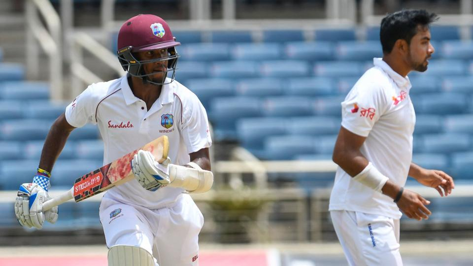 West Indies dominate in second Test against Bangladesh