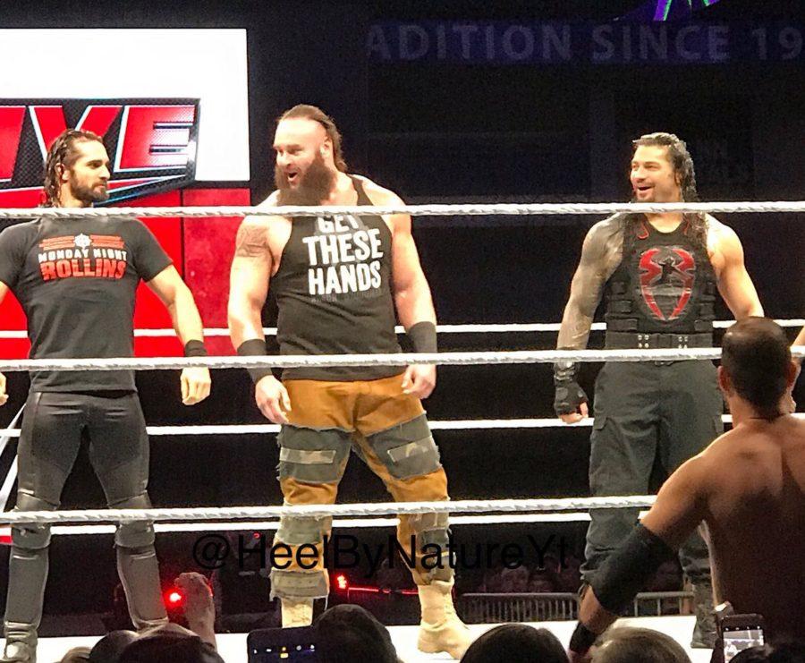 WWE रॉ के ऑफ़-एयर होने के बाद 'द शील्ड' की हुई वापसी और फिर हुआ कुछ ऐसा 1