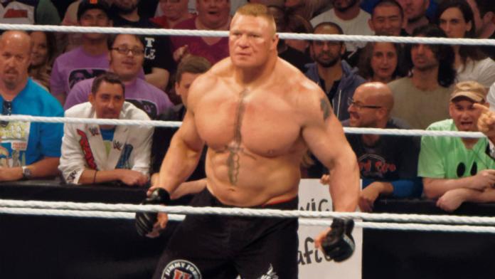 इस वजह से ब्रॉक लैसनर को छोड़ देनी चाहिए WWE 4