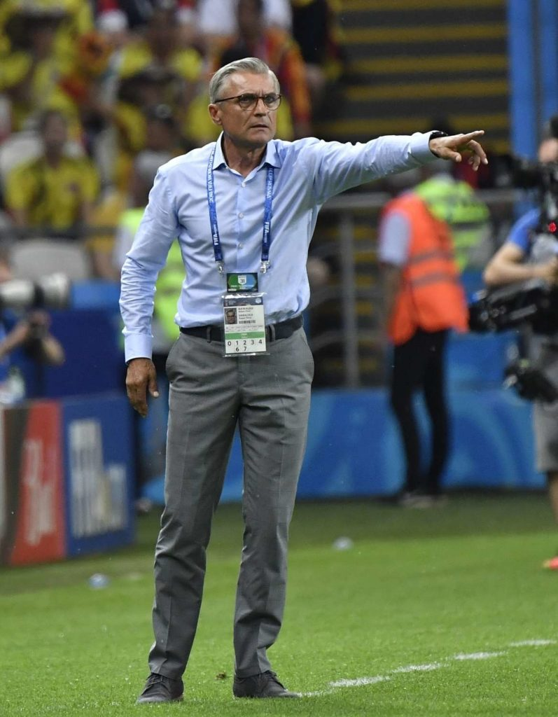 Poland's coach will resign due to poor performance in the FIFA World Cup