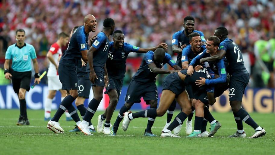 फीफा विश्वकप: जाने विजेता और उपविजेता के अलावा टॉप 4 टीमो को मिली कितने की प्राइज मनी 5