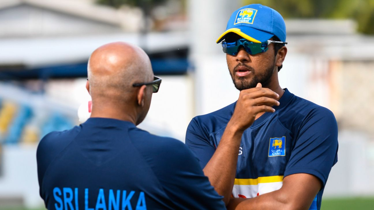 Sri Lanka to seek relief from ICC in Chandimal case