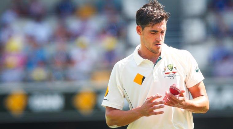 ऑस्ट्रेलिया के तेज गेंदबाज मिचेल स्टार्क हुए चोटिल, टी-20 सीरीज के लिए इस खिलाड़ी को किया कवर्स के तौर पर शामिल 1