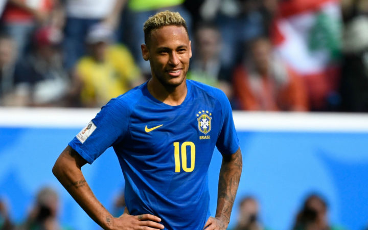 Neymar acknowledged that the World Cup has increased and raised the response