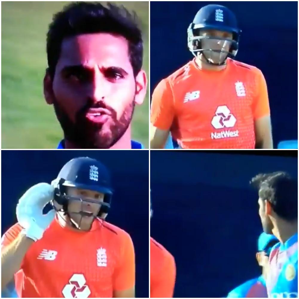 वीडियो : अंतिम ओवर में विली ने कहा कुछ ऐसा शांत रहने वाले भुवनेश्वर कुमार ने खोया आपा, दे डाली हद में रहने की हिदायत 38
