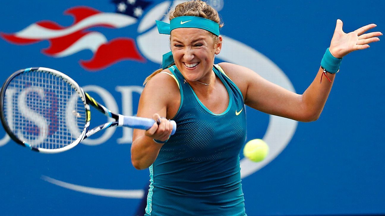 Two-time runner-up Azarenka does not have direct entry into the US Open