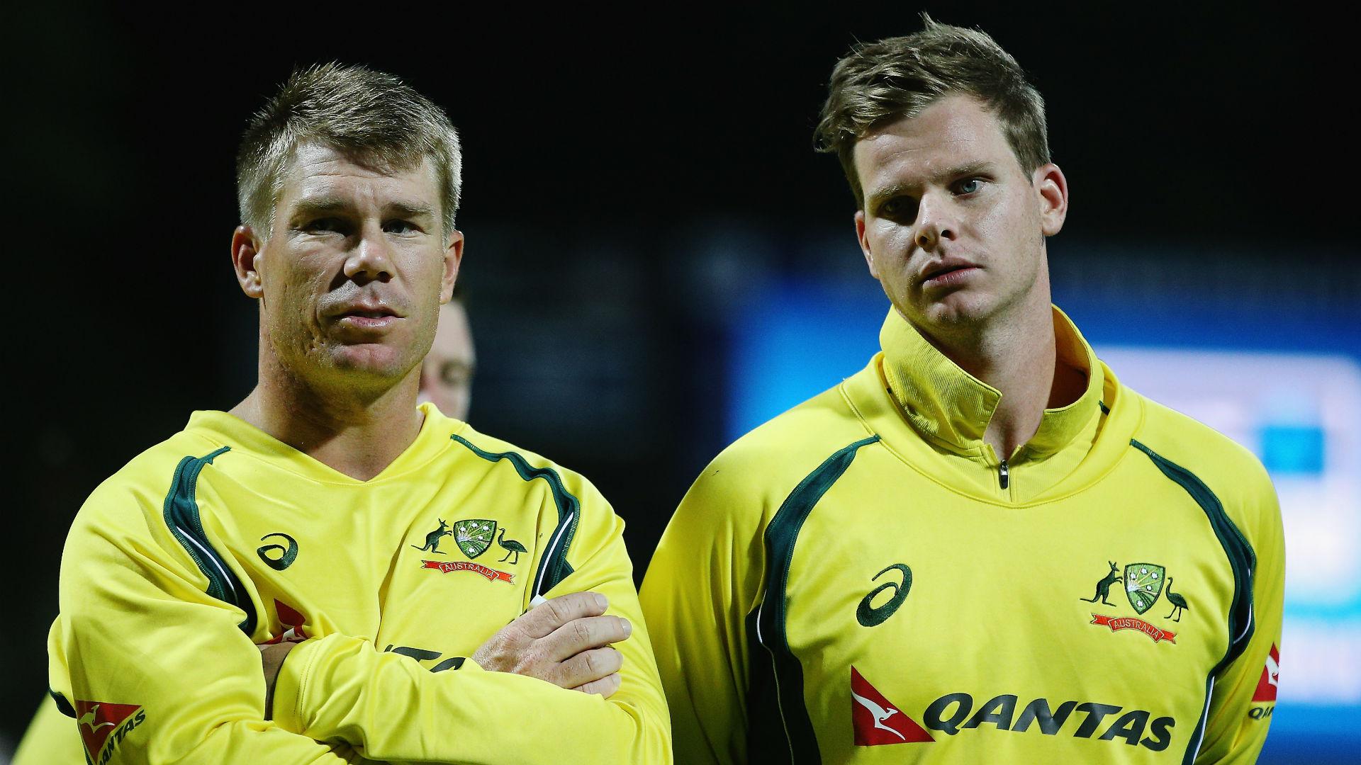 बॉल टेंपरिंग कांड के बाद स्टीवन स्मिथ और डेविड वार्नर लंबे समय बाद उतरे ऑस्ट्रेलियाई मैदान में, खेली दमदार पारी 1
