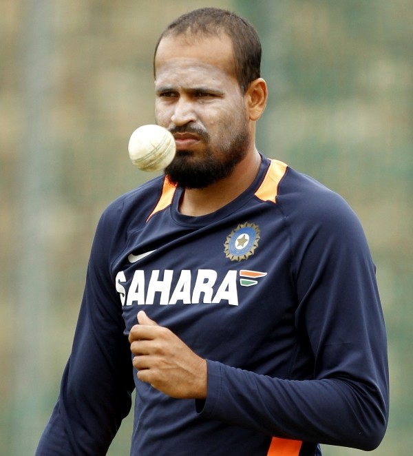 Wada Report: For BCCI, except for Yusuf Pathan, a Dope-free year