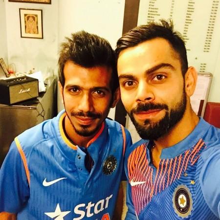 OMG! रोहित या धोनी नहीं, बल्कि इस भारतीय खिलाड़ी को युजवेंद्र चहल ने दिया अपनी सफलता का सारा श्रेय 1