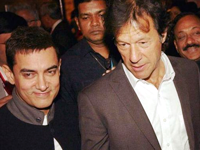 इमरान खान के शपथ ग्रहण समारोह में शामिल होने से आमिर खान ने किया इनकार, ये है वजह 8
