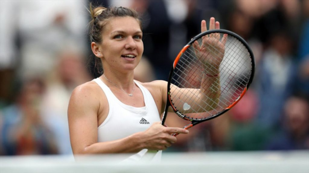 Halep Rogers Cup Final